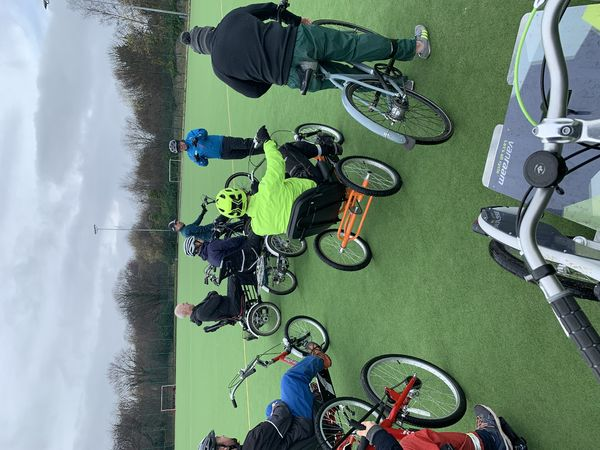 Cycle Ride Leader & Led Ride Assistant course